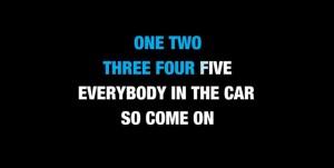 Lou Bega - Mambo No 5 Karaoke 01